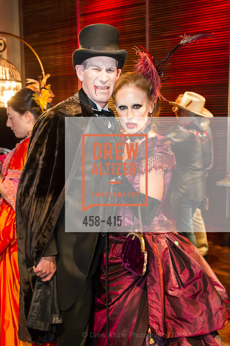 Chris Hollenbeck, Holly Hollenbeck, SPOOKED AT THE STRAND Presented by the American Conservatory Theater, The Strand Theater. 1127 Market Street, October 26th, 2015,Drew Altizer, Drew Altizer Photography, full-service agency, private events, San Francisco photographer, photographer california