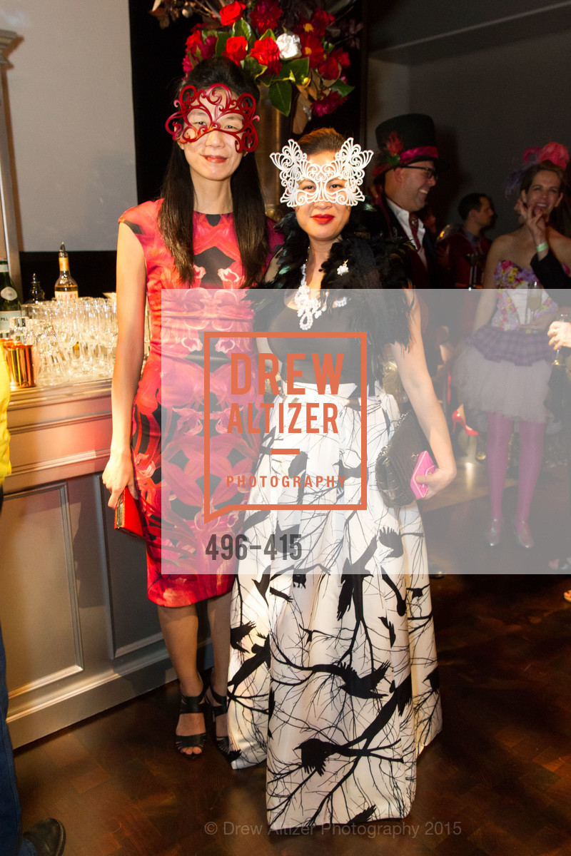 Jeannie Yang, Marykay Soohoo, SPOOKED AT THE STRAND Presented by the American Conservatory Theater, The Strand Theater. 1127 Market Street, October 26th, 2015,Drew Altizer, Drew Altizer Photography, full-service agency, private events, San Francisco photographer, photographer california