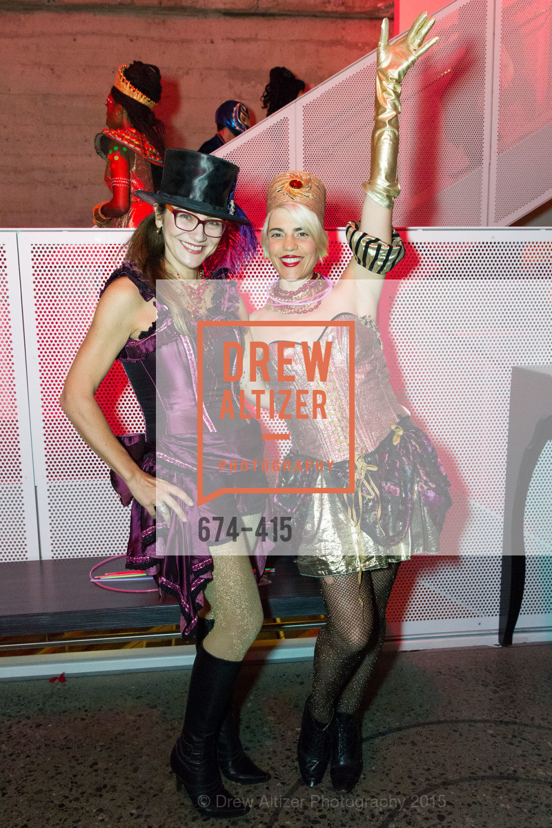 Elise Alexander, Adriana Vermut, SPOOKED AT THE STRAND Presented by the American Conservatory Theater, The Strand Theater. 1127 Market Street, October 26th, 2015,Drew Altizer, Drew Altizer Photography, full-service agency, private events, San Francisco photographer, photographer california