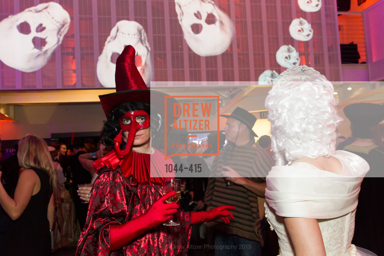 Alan Littlehales, SPOOKED AT THE STRAND Presented by the American Conservatory Theater, The Strand Theater. 1127 Market Street, October 26th, 2015,Drew Altizer, Drew Altizer Photography, full-service agency, private events, San Francisco photographer, photographer california