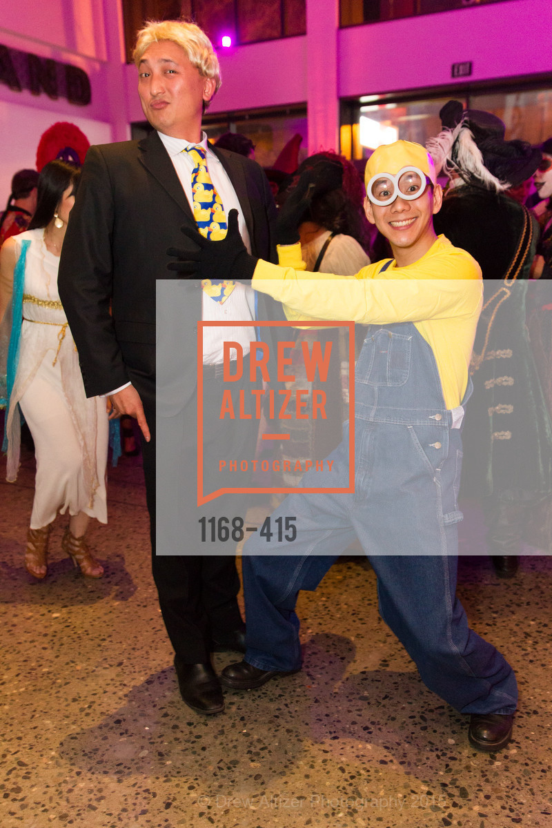 Jimmy Ku, Patrick Lee, SPOOKED AT THE STRAND Presented by the American Conservatory Theater, The Strand Theater. 1127 Market Street, October 26th, 2015,Drew Altizer, Drew Altizer Photography, full-service agency, private events, San Francisco photographer, photographer california
