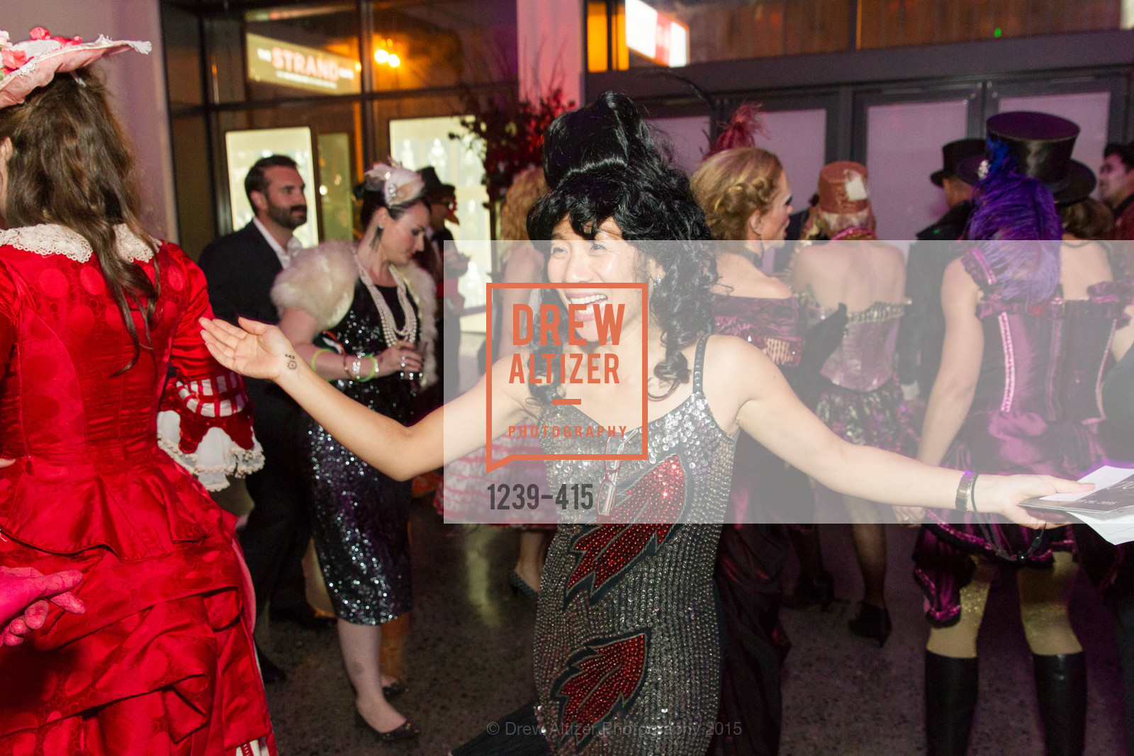 Extras, SPOOKED AT THE STRAND Presented by the American Conservatory Theater, October 26th, 2015, Photo,Drew Altizer, Drew Altizer Photography, full-service event agency, private events, San Francisco photographer, photographer California