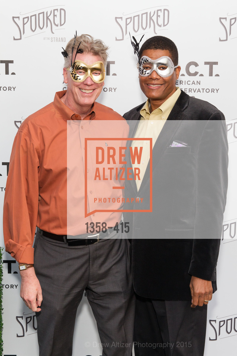 Bill Lowell, Richard Davis Lowell, SPOOKED AT THE STRAND Presented by the American Conservatory Theater, The Strand Theater. 1127 Market Street, October 26th, 2015,Drew Altizer, Drew Altizer Photography, full-service agency, private events, San Francisco photographer, photographer california