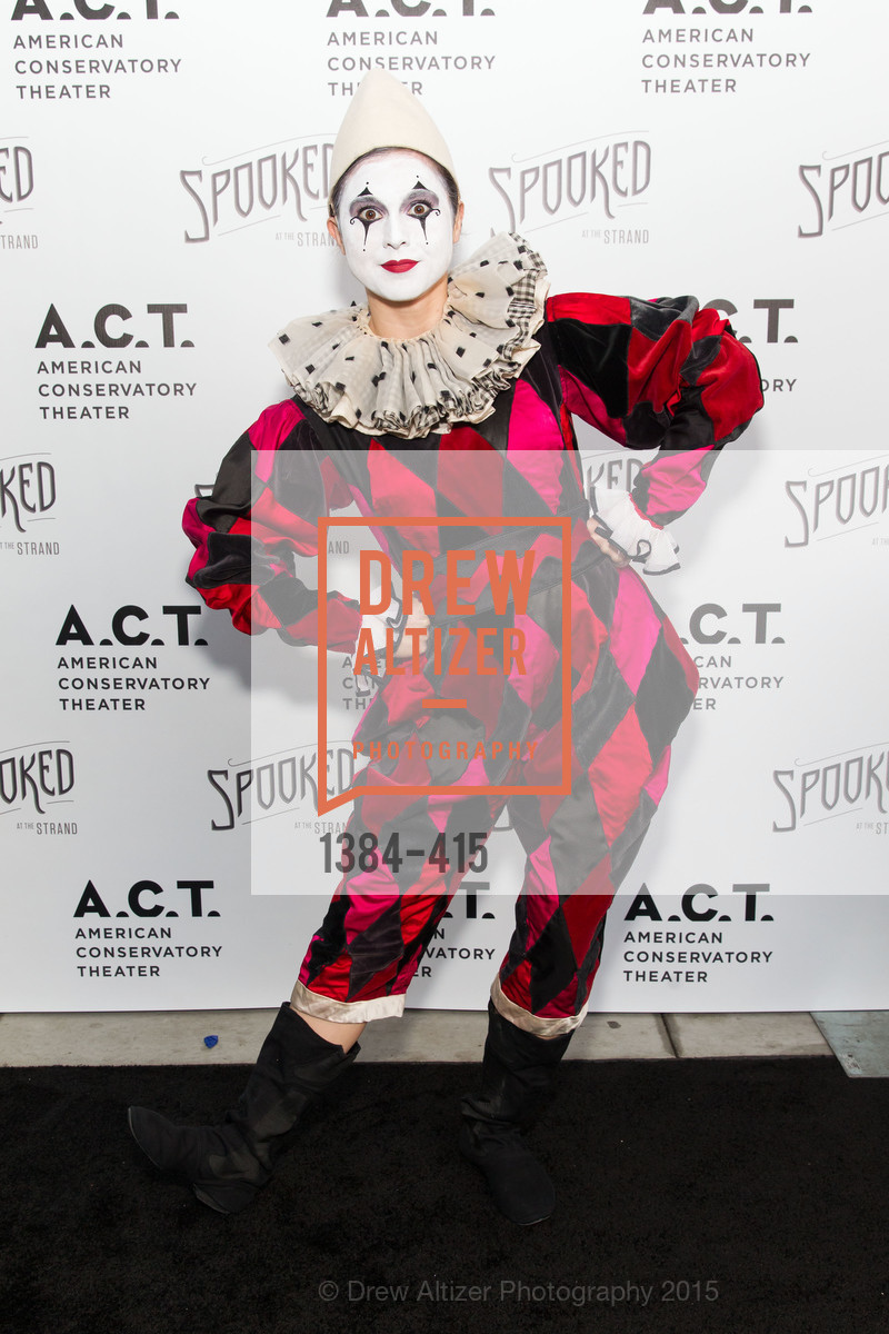 Emily Brown, SPOOKED AT THE STRAND Presented by the American Conservatory Theater, The Strand Theater. 1127 Market Street, October 26th, 2015,Drew Altizer, Drew Altizer Photography, full-service agency, private events, San Francisco photographer, photographer california