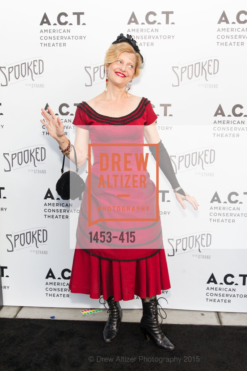 Carey Perloff, SPOOKED AT THE STRAND Presented by the American Conservatory Theater, The Strand Theater. 1127 Market Street, October 26th, 2015,Drew Altizer, Drew Altizer Photography, full-service agency, private events, San Francisco photographer, photographer california