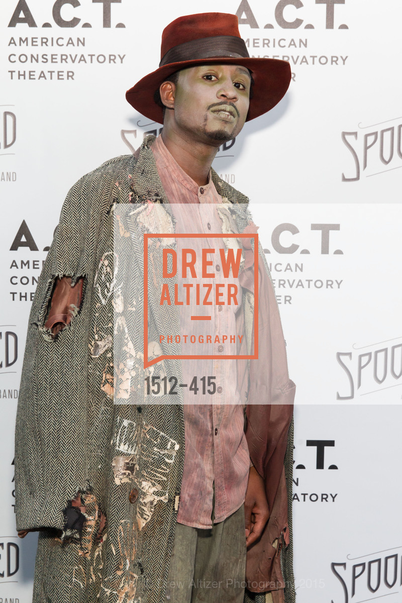 Kadeem Harris, SPOOKED AT THE STRAND Presented by the American Conservatory Theater, The Strand Theater. 1127 Market Street, October 26th, 2015,Drew Altizer, Drew Altizer Photography, full-service agency, private events, San Francisco photographer, photographer california