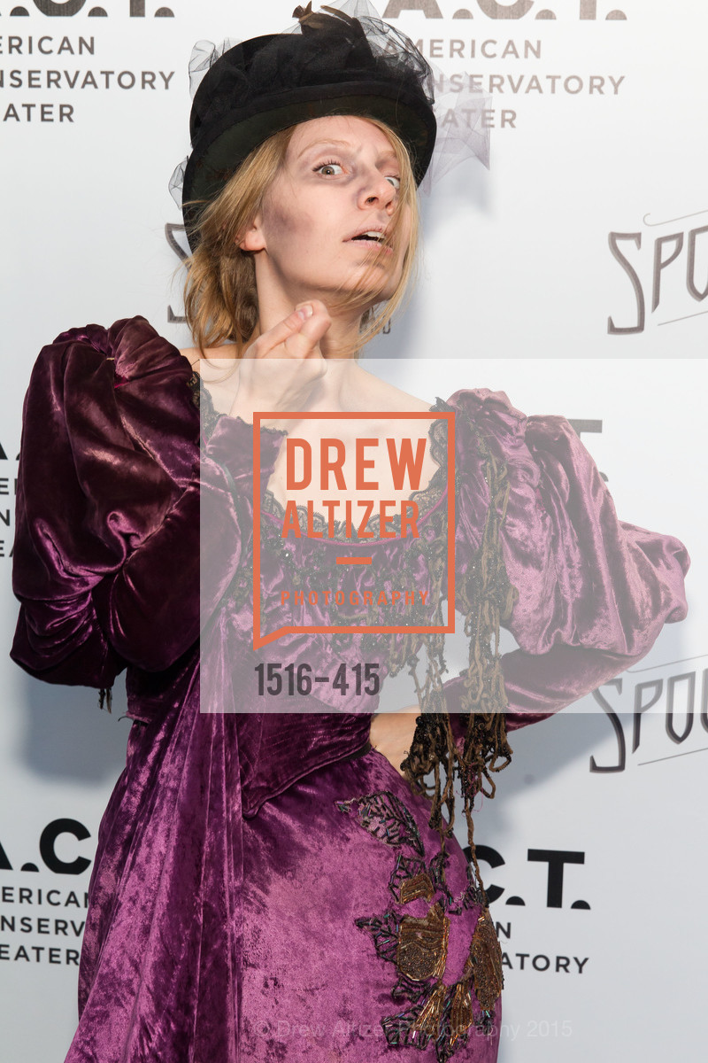 Rivka Borek, SPOOKED AT THE STRAND Presented by the American Conservatory Theater, The Strand Theater. 1127 Market Street, October 26th, 2015,Drew Altizer, Drew Altizer Photography, full-service agency, private events, San Francisco photographer, photographer california