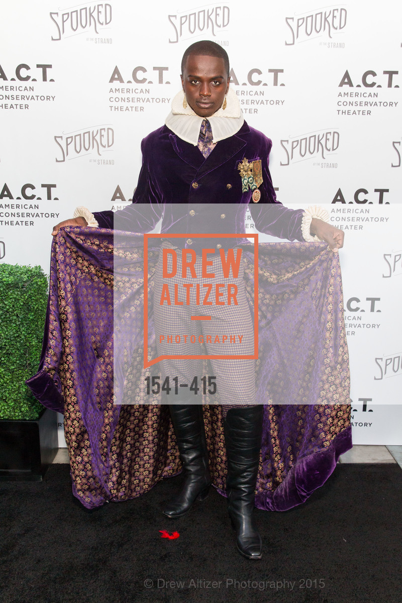 Thom Green, SPOOKED AT THE STRAND Presented by the American Conservatory Theater, The Strand Theater. 1127 Market Street, October 26th, 2015,Drew Altizer, Drew Altizer Photography, full-service agency, private events, San Francisco photographer, photographer california