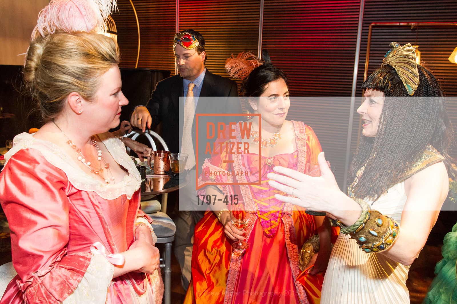 Christine Huhn, Melissa Smith, Diana Tauder, SPOOKED AT THE STRAND Presented by the American Conservatory Theater, The Strand Theater. 1127 Market Street, October 26th, 2015,Drew Altizer, Drew Altizer Photography, full-service event agency, private events, San Francisco photographer, photographer California