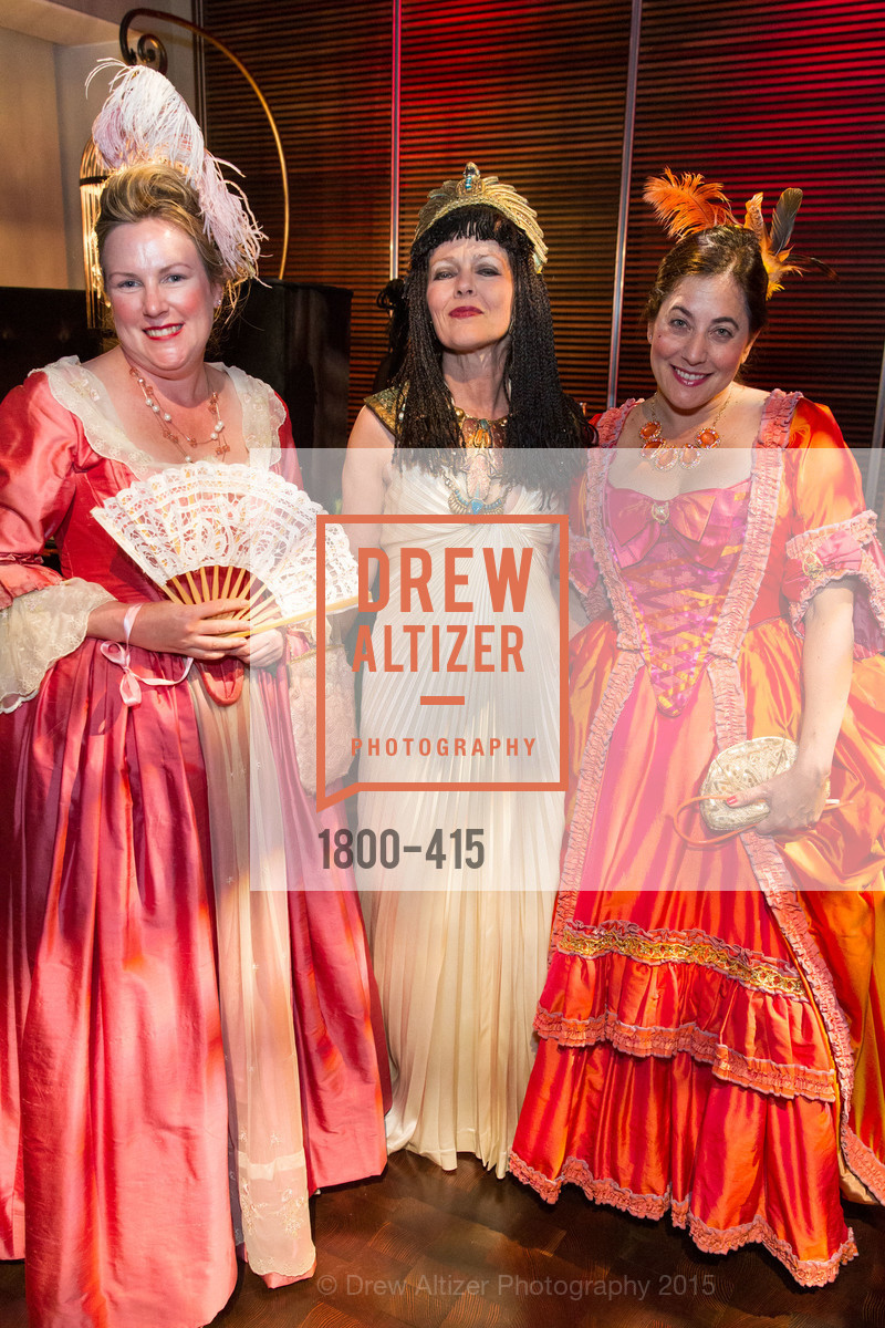 Christine Huhn, Melissa Smith, Diana Tauder, SPOOKED AT THE STRAND Presented by the American Conservatory Theater, The Strand Theater. 1127 Market Street, October 26th, 2015,Drew Altizer, Drew Altizer Photography, full-service agency, private events, San Francisco photographer, photographer california