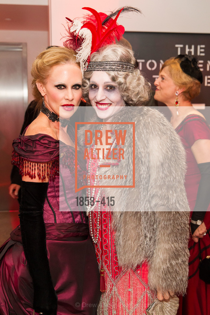 Holly Hollenbeck, Tiffanie DeBartolo, SPOOKED AT THE STRAND Presented by the American Conservatory Theater, The Strand Theater. 1127 Market Street, October 26th, 2015,Drew Altizer, Drew Altizer Photography, full-service agency, private events, San Francisco photographer, photographer california