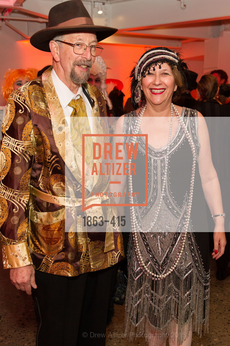 David Russel, Luba Kipnis, SPOOKED AT THE STRAND Presented by the American Conservatory Theater, The Strand Theater. 1127 Market Street, October 26th, 2015,Drew Altizer, Drew Altizer Photography, full-service event agency, private events, San Francisco photographer, photographer California