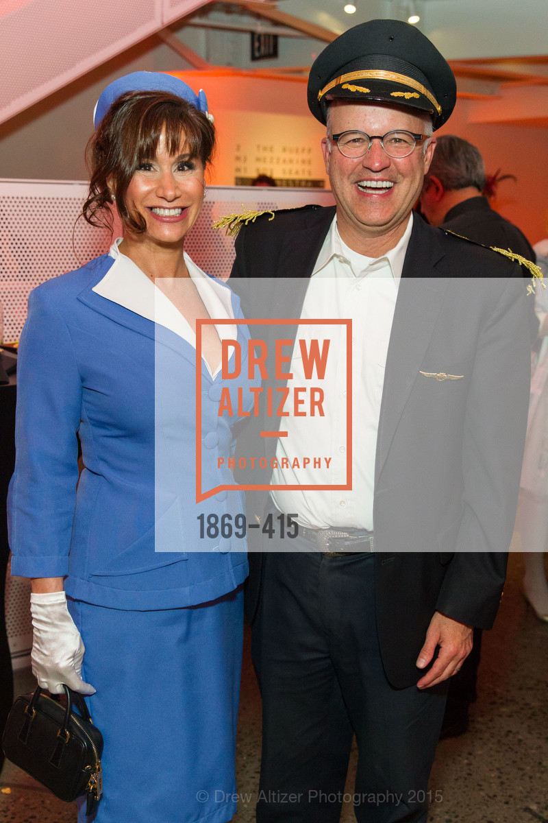 Maria Spears, Jeff Spears, SPOOKED AT THE STRAND Presented by the American Conservatory Theater, The Strand Theater. 1127 Market Street, October 26th, 2015,Drew Altizer, Drew Altizer Photography, full-service event agency, private events, San Francisco photographer, photographer California