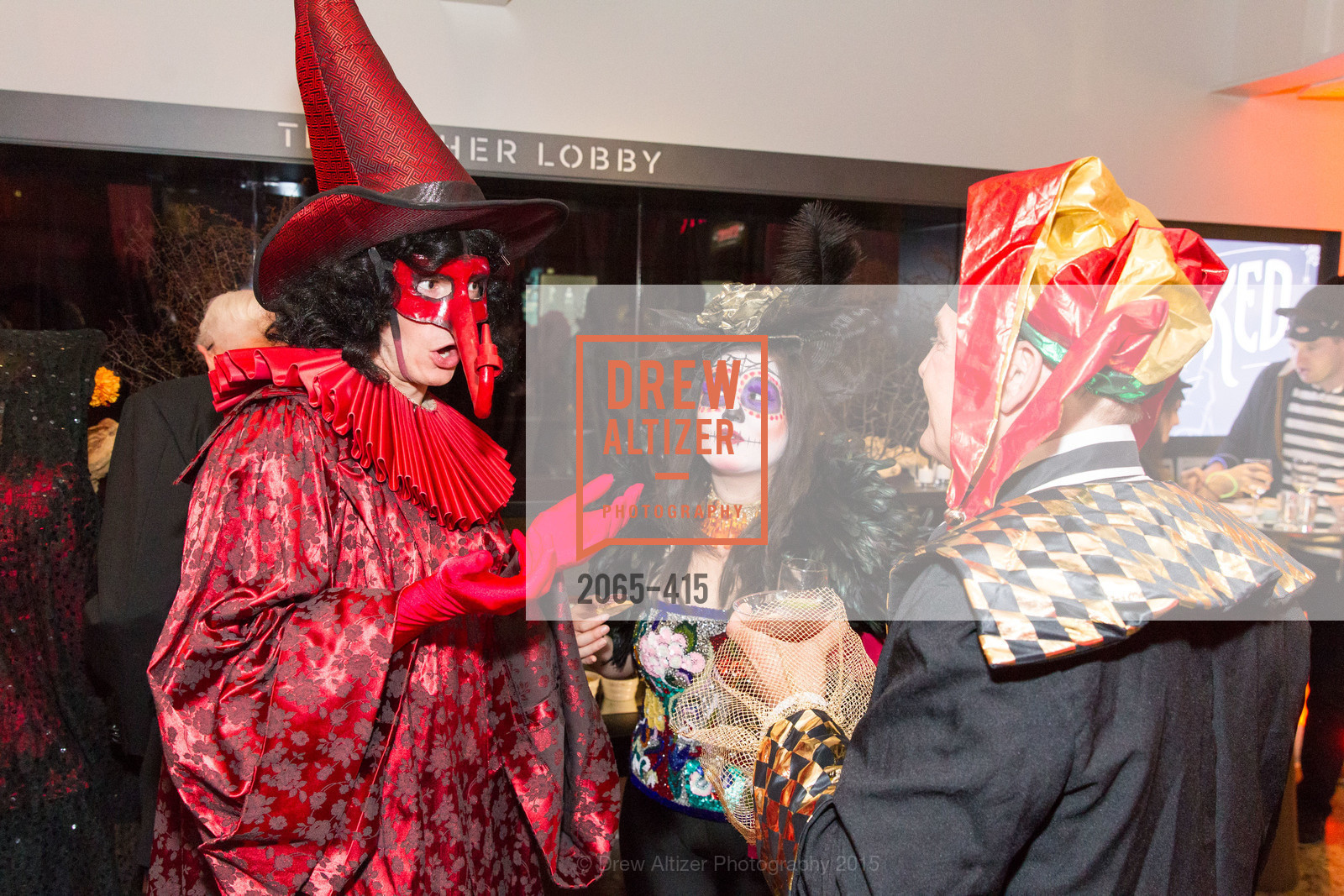 Alan Littlhales, Norea Kang, SPOOKED AT THE STRAND Presented by the American Conservatory Theater, The Strand Theater. 1127 Market Street, October 26th, 2015,Drew Altizer, Drew Altizer Photography, full-service agency, private events, San Francisco photographer, photographer california