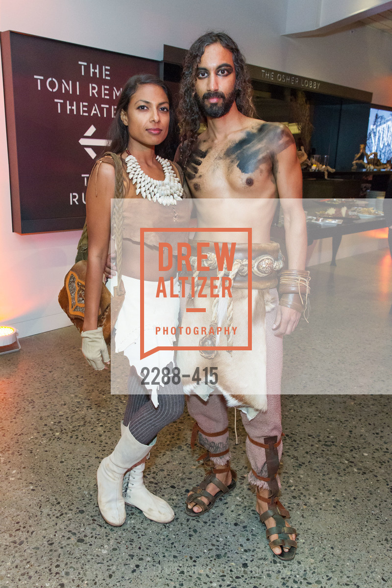 Prerna Gupta, Parag Chordia, SPOOKED AT THE STRAND Presented by the American Conservatory Theater, The Strand Theater. 1127 Market Street, October 26th, 2015,Drew Altizer, Drew Altizer Photography, full-service event agency, private events, San Francisco photographer, photographer California