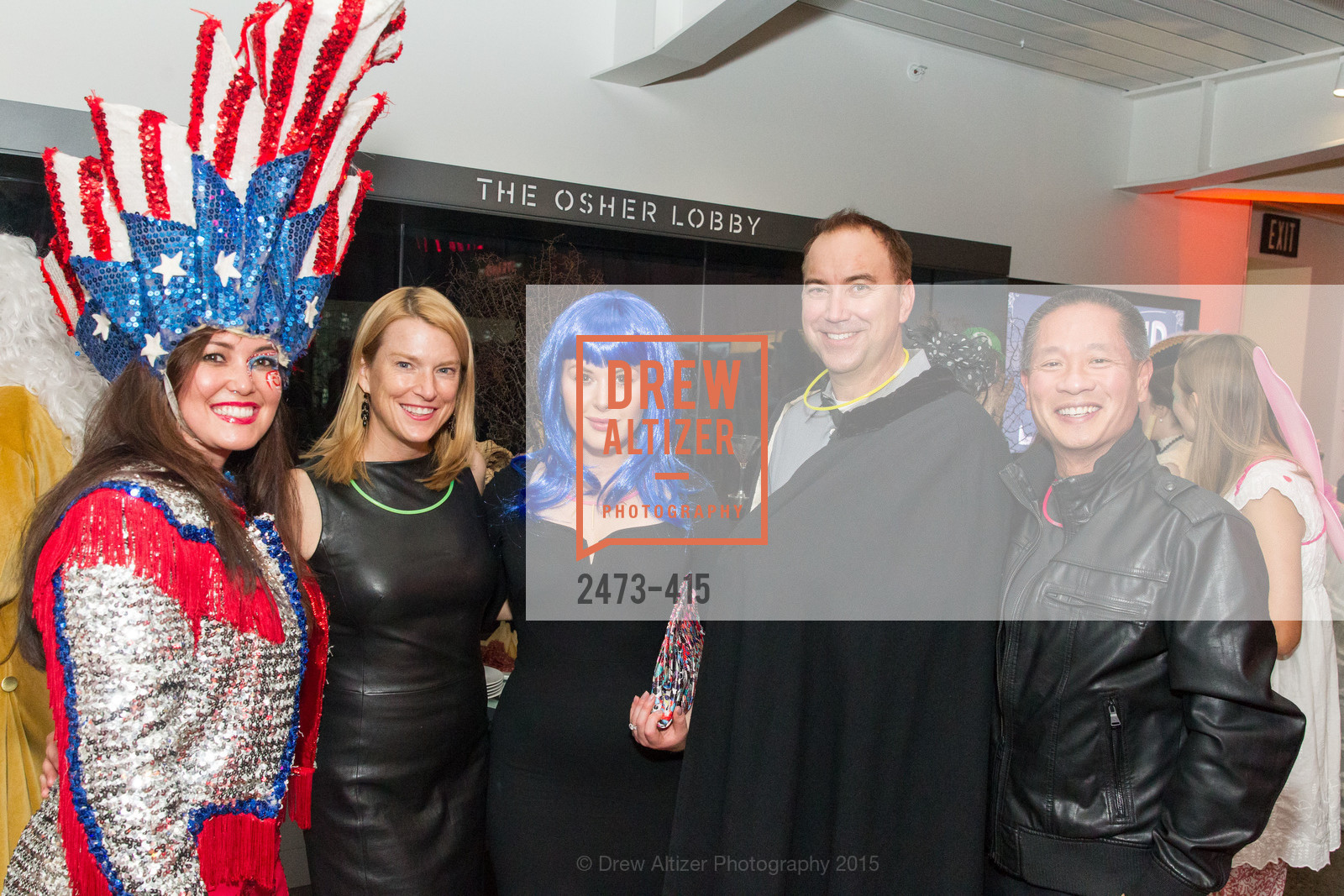 Heather Cassady, Lynda Moyer, Natasha Demasi, Rod Werner, Rob Theis, SPOOKED AT THE STRAND Presented by the American Conservatory Theater, The Strand Theater. 1127 Market Street, October 26th, 2015