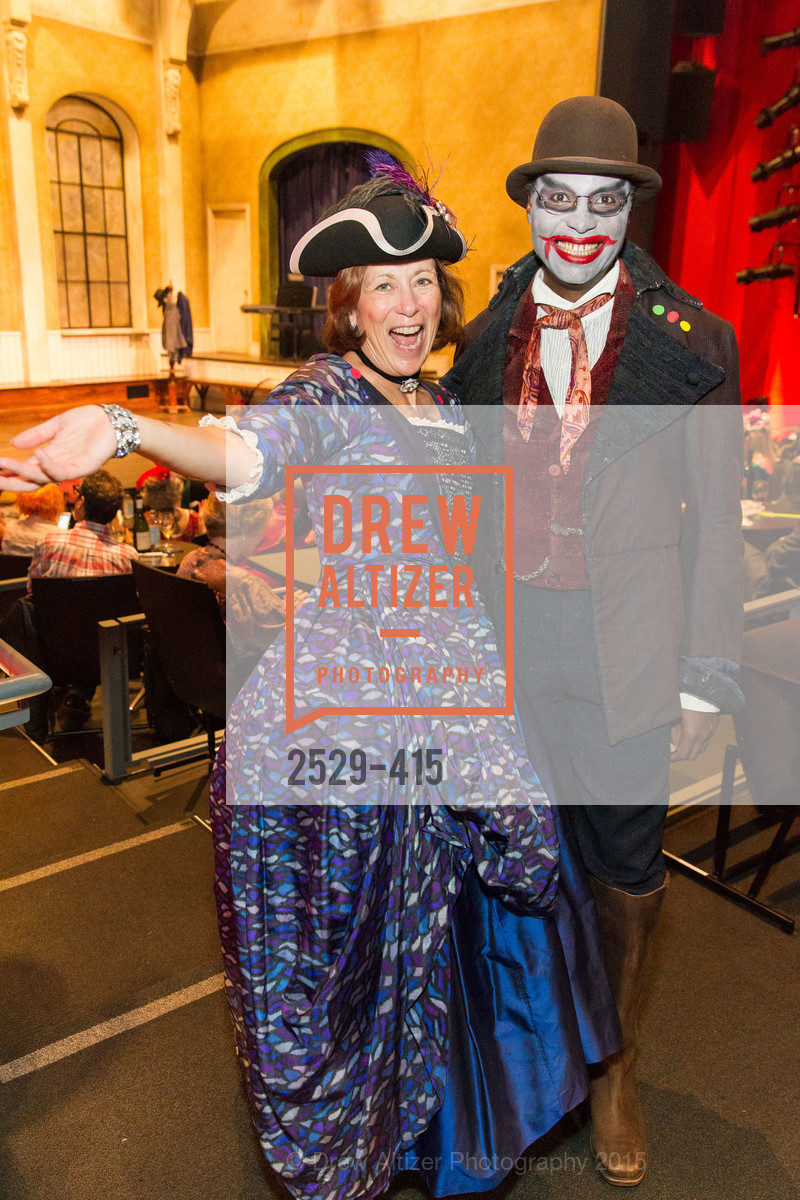 Abby Schnair, Patrick Thompson, SPOOKED AT THE STRAND Presented by the American Conservatory Theater, The Strand Theater. 1127 Market Street, October 26th, 2015,Drew Altizer, Drew Altizer Photography, full-service agency, private events, San Francisco photographer, photographer california