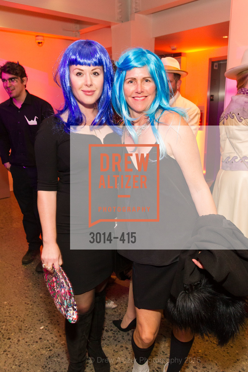 Natasha Demasi, Robina Riccitiello, SPOOKED AT THE STRAND Presented by the American Conservatory Theater, The Strand Theater. 1127 Market Street, October 26th, 2015,Drew Altizer, Drew Altizer Photography, full-service agency, private events, San Francisco photographer, photographer california