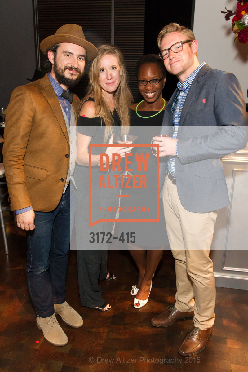 Ryan Devens, Kirstin Green, Nena Ukuku, John Senyard, SPOOKED AT THE STRAND Presented by the American Conservatory Theater, The Strand Theater. 1127 Market Street, October 26th, 2015,Drew Altizer, Drew Altizer Photography, full-service agency, private events, San Francisco photographer, photographer california