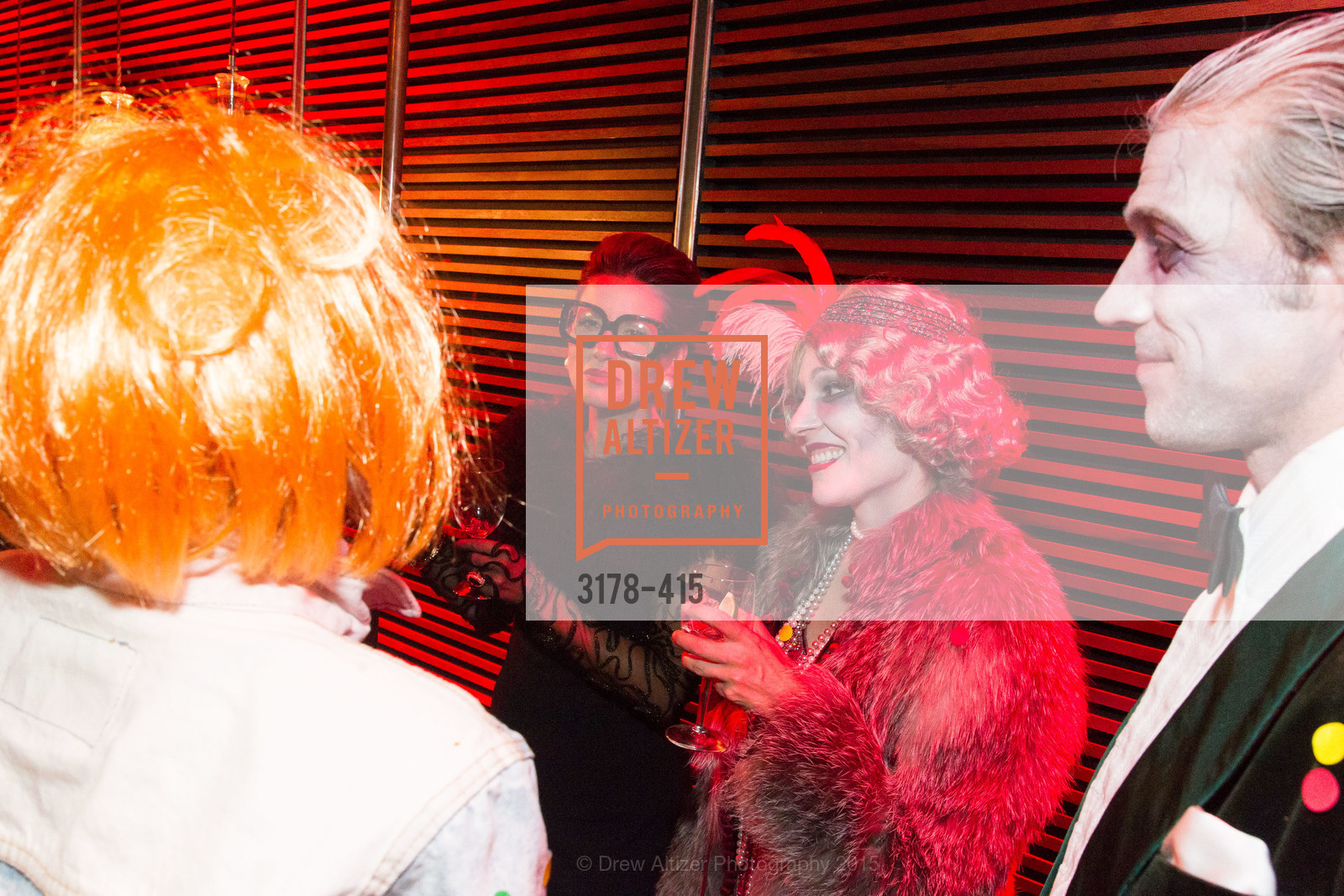 Michelle Goodman, Tiffanie DeBartolo, SPOOKED AT THE STRAND Presented by the American Conservatory Theater, The Strand Theater. 1127 Market Street, October 26th, 2015,Drew Altizer, Drew Altizer Photography, full-service agency, private events, San Francisco photographer, photographer california