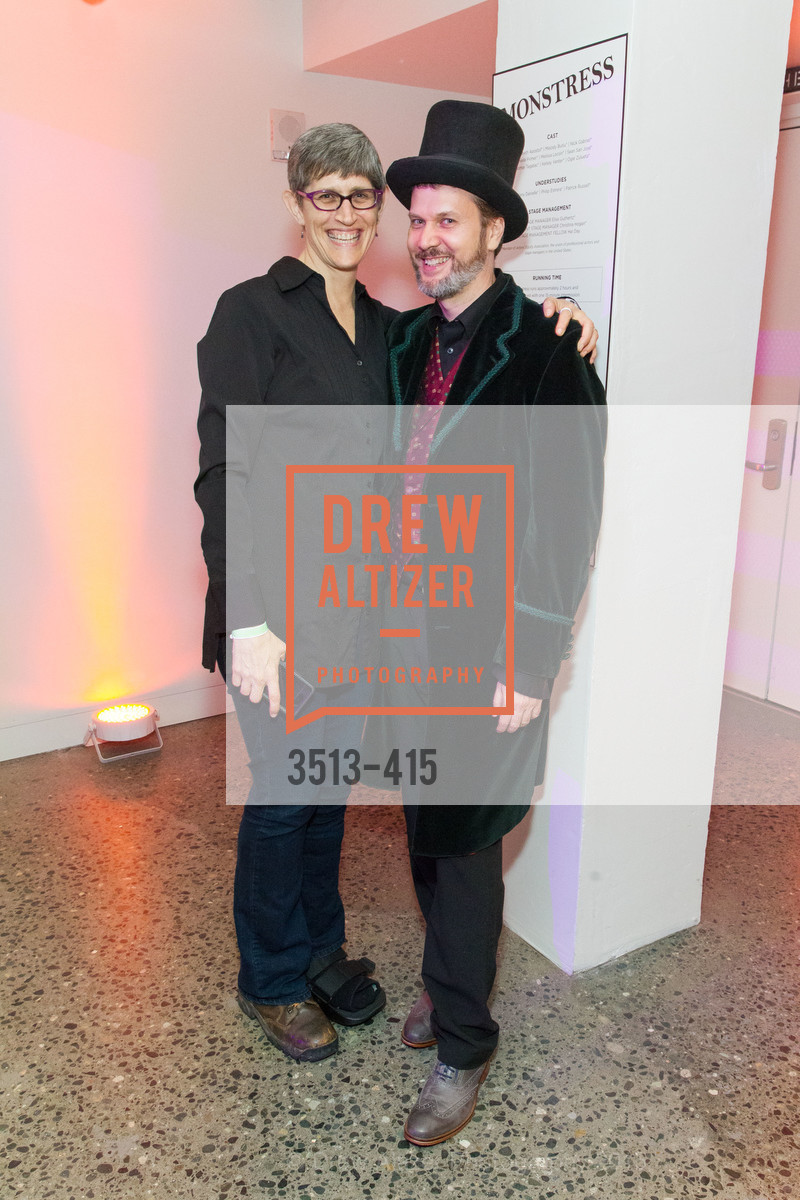 Denys Baker, Don Scott Cooper, SPOOKED AT THE STRAND Presented by the American Conservatory Theater, The Strand Theater. 1127 Market Street, October 26th, 2015,Drew Altizer, Drew Altizer Photography, full-service event agency, private events, San Francisco photographer, photographer California