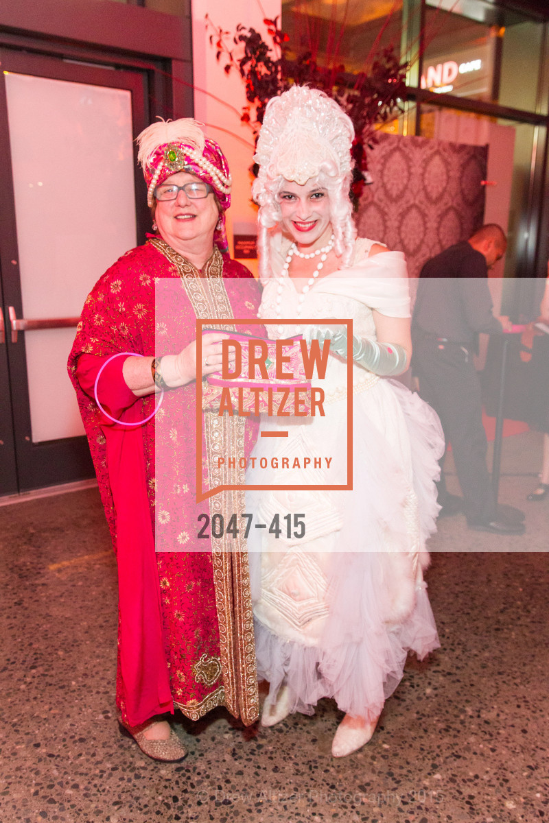 Linda Jo Fitz, Diana Gonzalez Murrett, SPOOKED AT THE STRAND Presented by the American Conservatory Theater, The Strand Theater. 1127 Market Street, October 26th, 2015,Drew Altizer, Drew Altizer Photography, full-service agency, private events, San Francisco photographer, photographer california