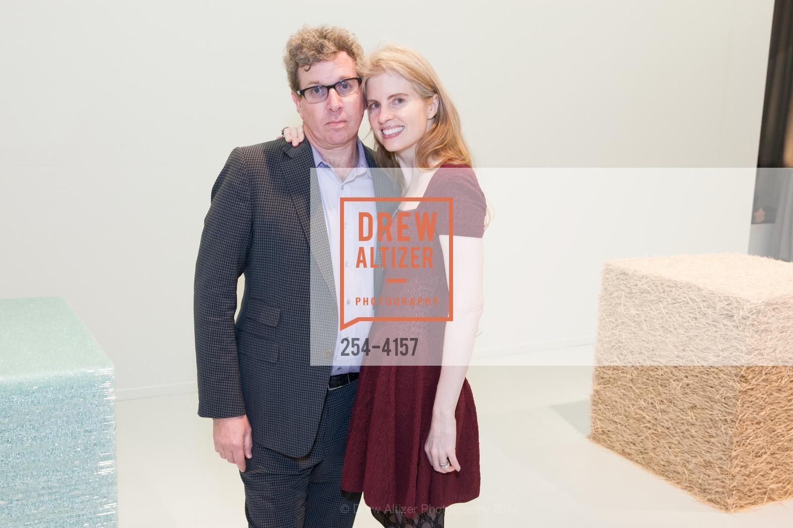 Marc Glimcher, Laura Arrillaga-Andreessen, Photo #254-4157
