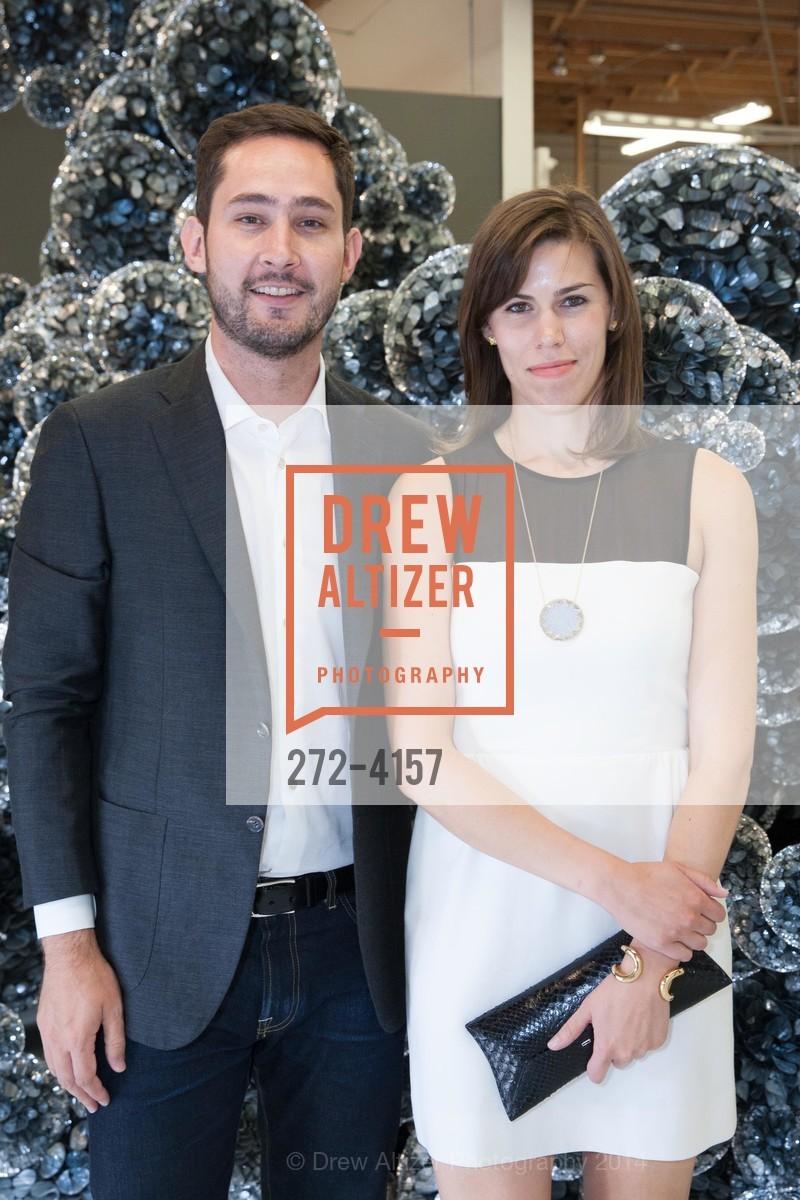 Kevin Systrom, Nicole Schuetz, Photo #272-4157