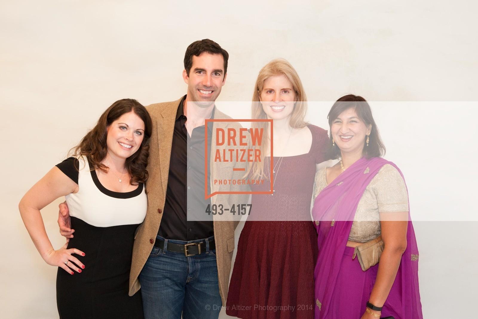 Lindsay Reinsmith, Jason Payne, Laura Arrillaga-Andreessen, Sheena Aurora, Photo #493-4157