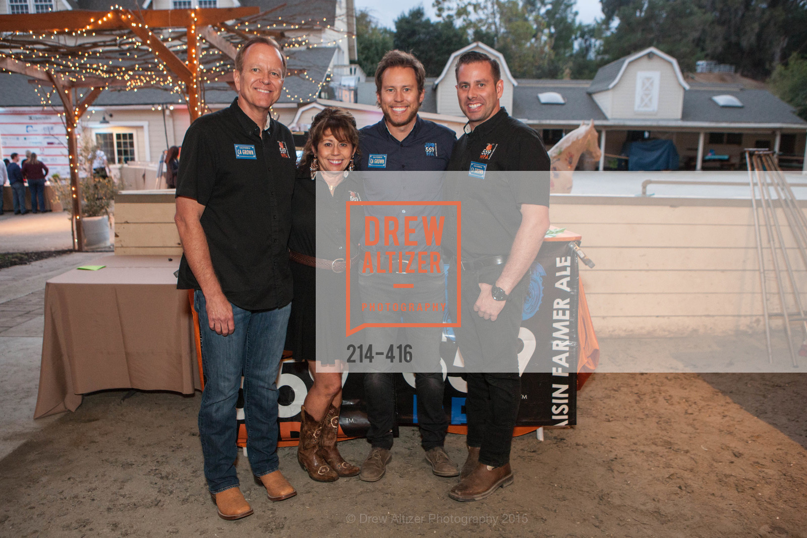 Randy Williams, Cheryl Gomes Williams, Ryan Williams, Rhett WIlliams, Children's Health Council Presents Rocktoberfest, National Center For Equine Facilitated Therapy. 880 Runnymede Rd, October 15th, 2015,Drew Altizer, Drew Altizer Photography, full-service event agency, private events, San Francisco photographer, photographer California