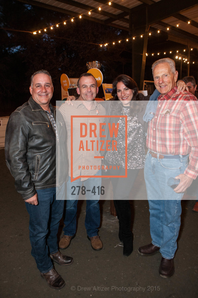 Jim Fazio, Don Juan, Gina Preston, Larry Rhodes, Children's Health Council Presents Rocktoberfest, National Center For Equine Facilitated Therapy. 880 Runnymede Rd, October 15th, 2015,Drew Altizer, Drew Altizer Photography, full-service agency, private events, San Francisco photographer, photographer california