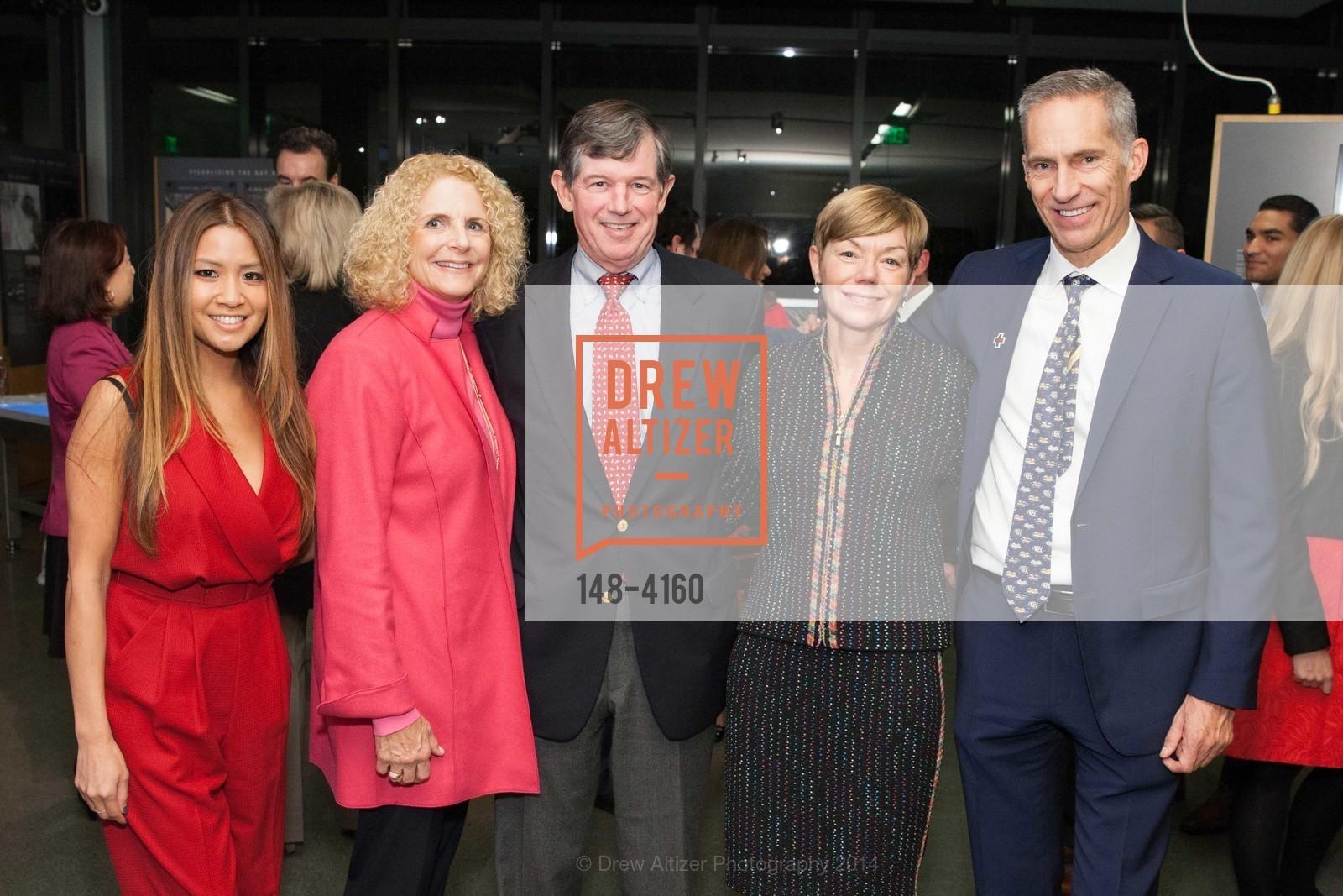Lillian Phan, Sarah Earley, Anthony Earley, Paula Downey, Mark Cloutier, Photo #148-4160