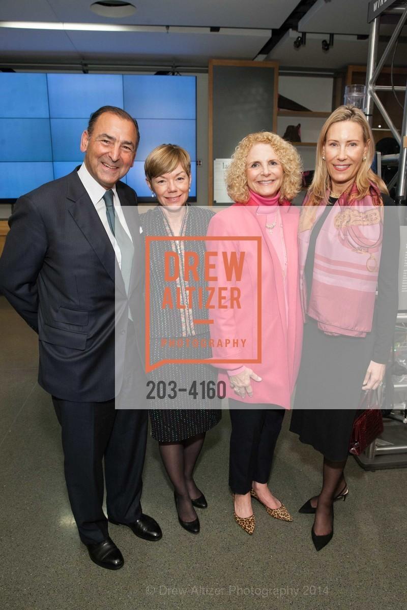Alexander Mehran, Paula Downey, Sarah Earley, Carolyn Mehran, Photo #203-4160