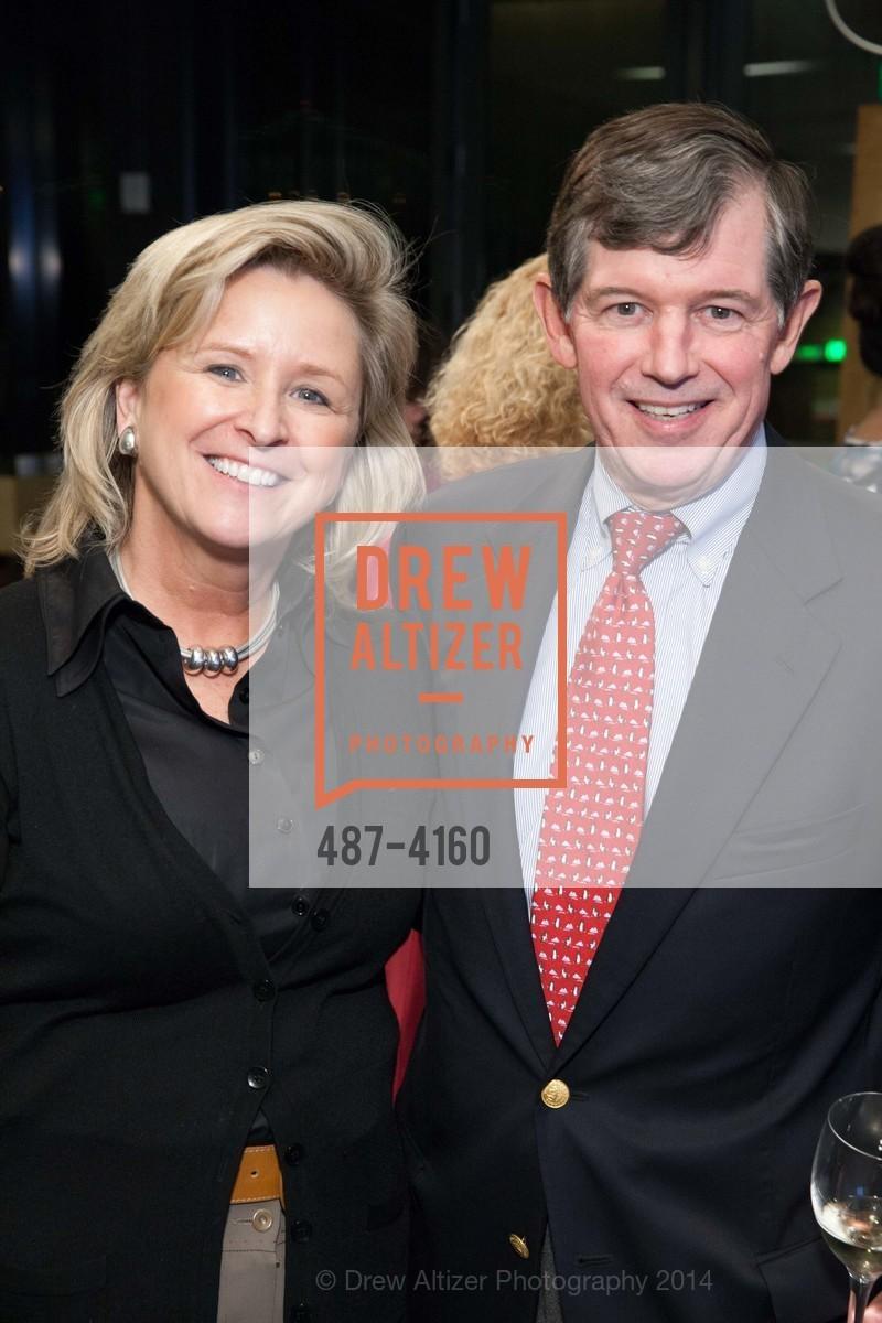 Barbara van Dillen, Anthony Earley, Photo #487-4160
