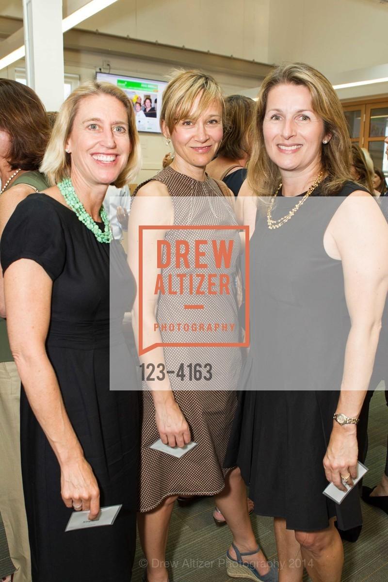 Meg Kingsland, Kristen Daniel, Mel Ellwein, Photo #123-4163