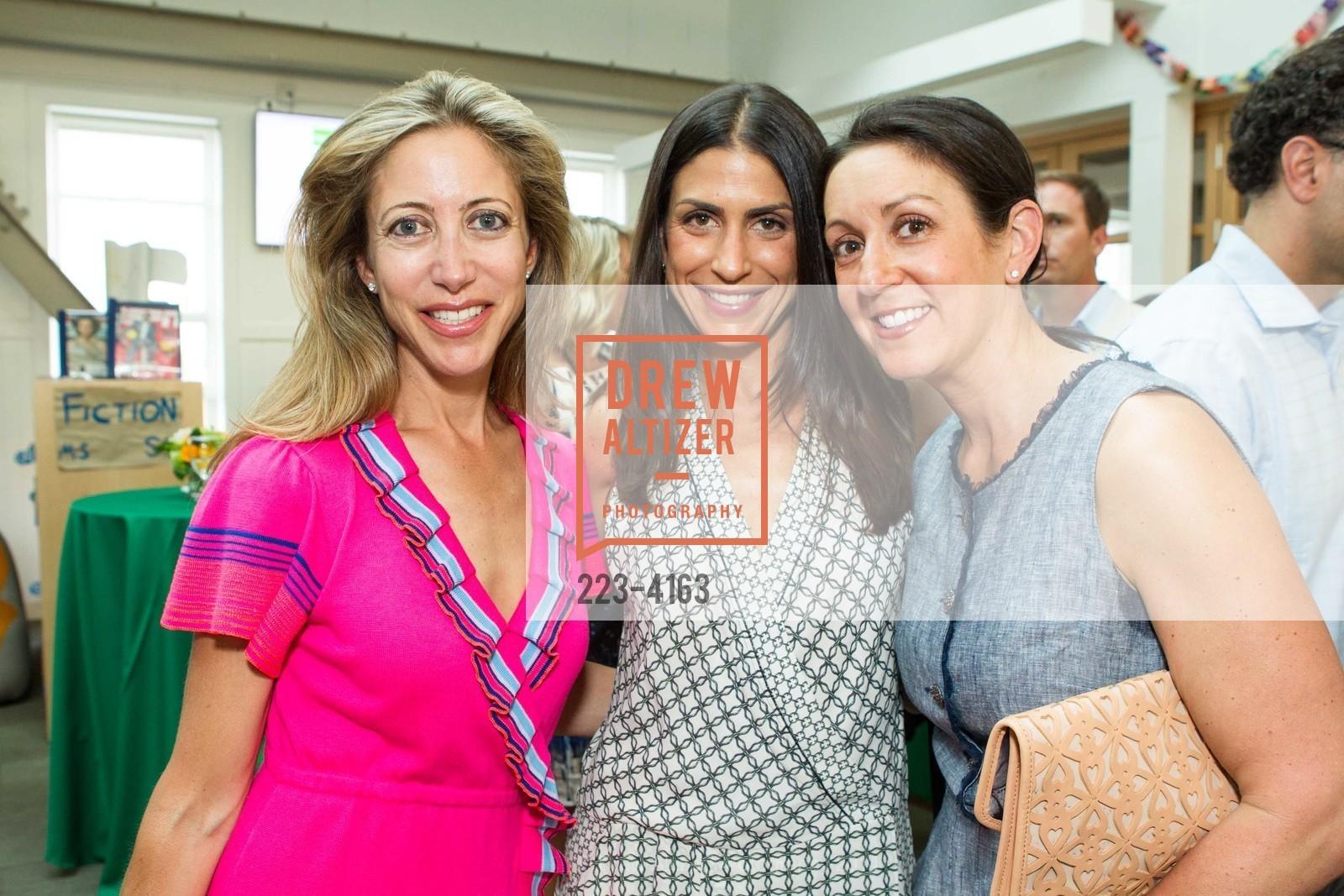 Natasha Monahan, Liza Cannata, Amy Felsenthal, Photo #223-4163