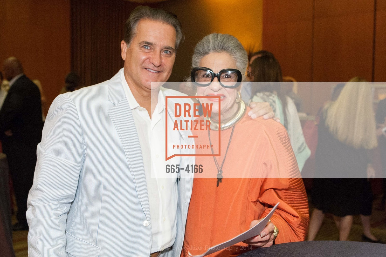 Steve Mariucci, Joy Venturini Bianchi, Photo #665-4166