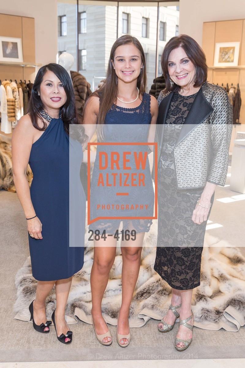 Sharon Seto, Brooke Christian, Pamela Culp, Photo #284-4169