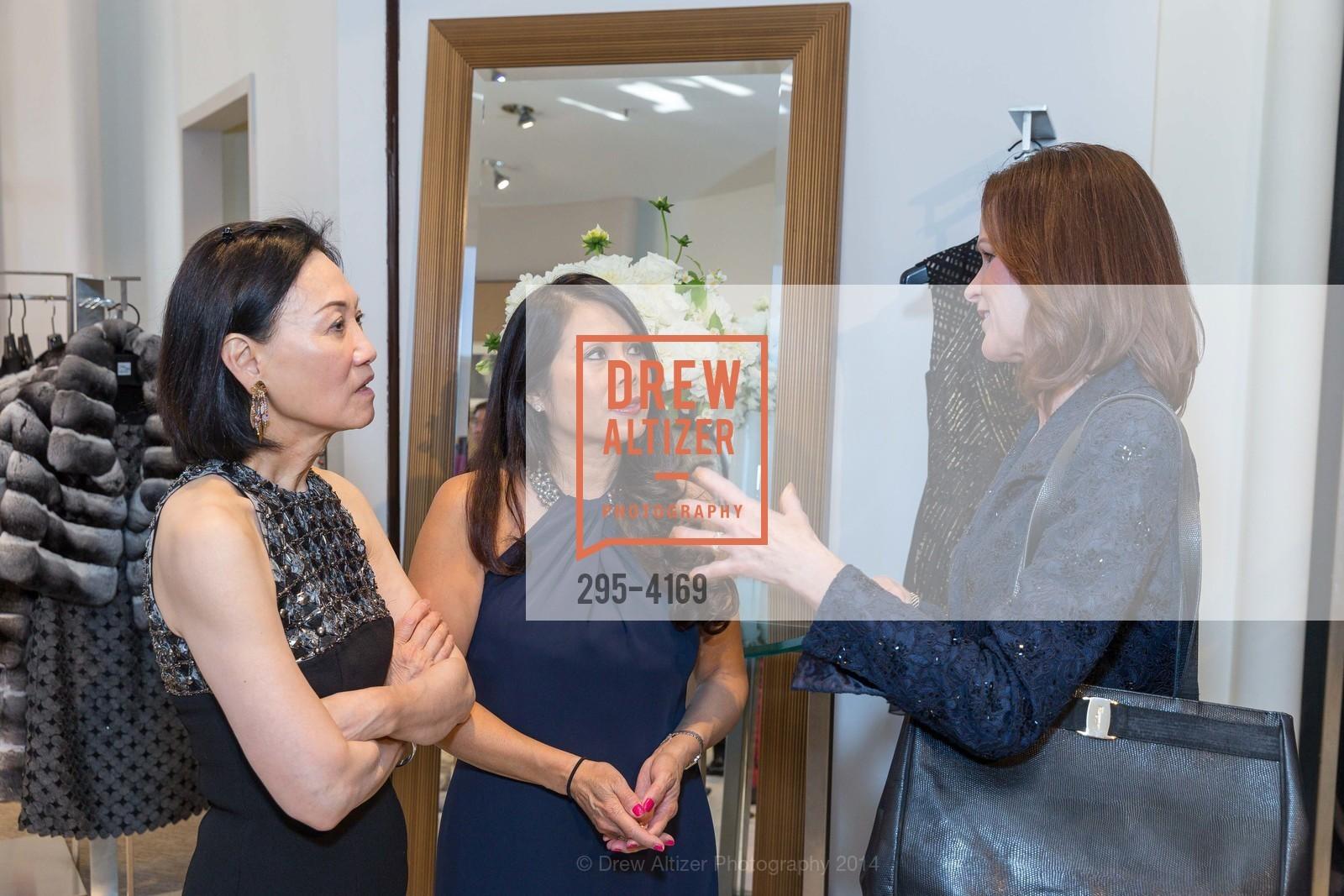 Iris Chan, Sharon Seto, Judy Jorgensen, Photo #295-4169