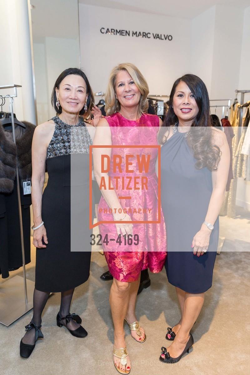 Iris Chan, Karen Cakebread, Sharon Seto, Photo #324-4169