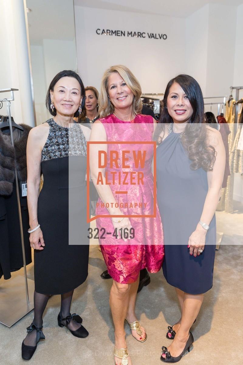 Iris Chan, Karen Cakebread, Sharon Seto, Photo #322-4169
