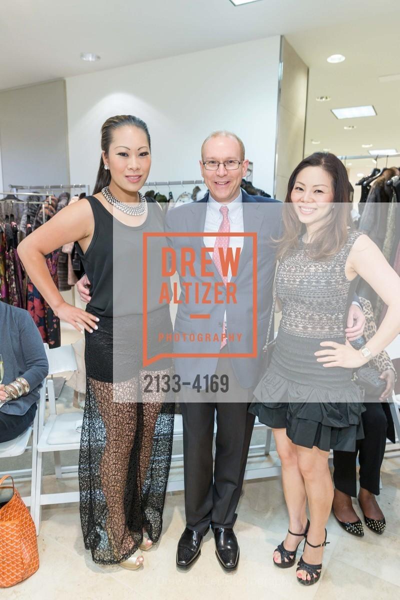 Stephanie Ng, Daniel DeMillain, Coco Pai, Photo #2133-4169