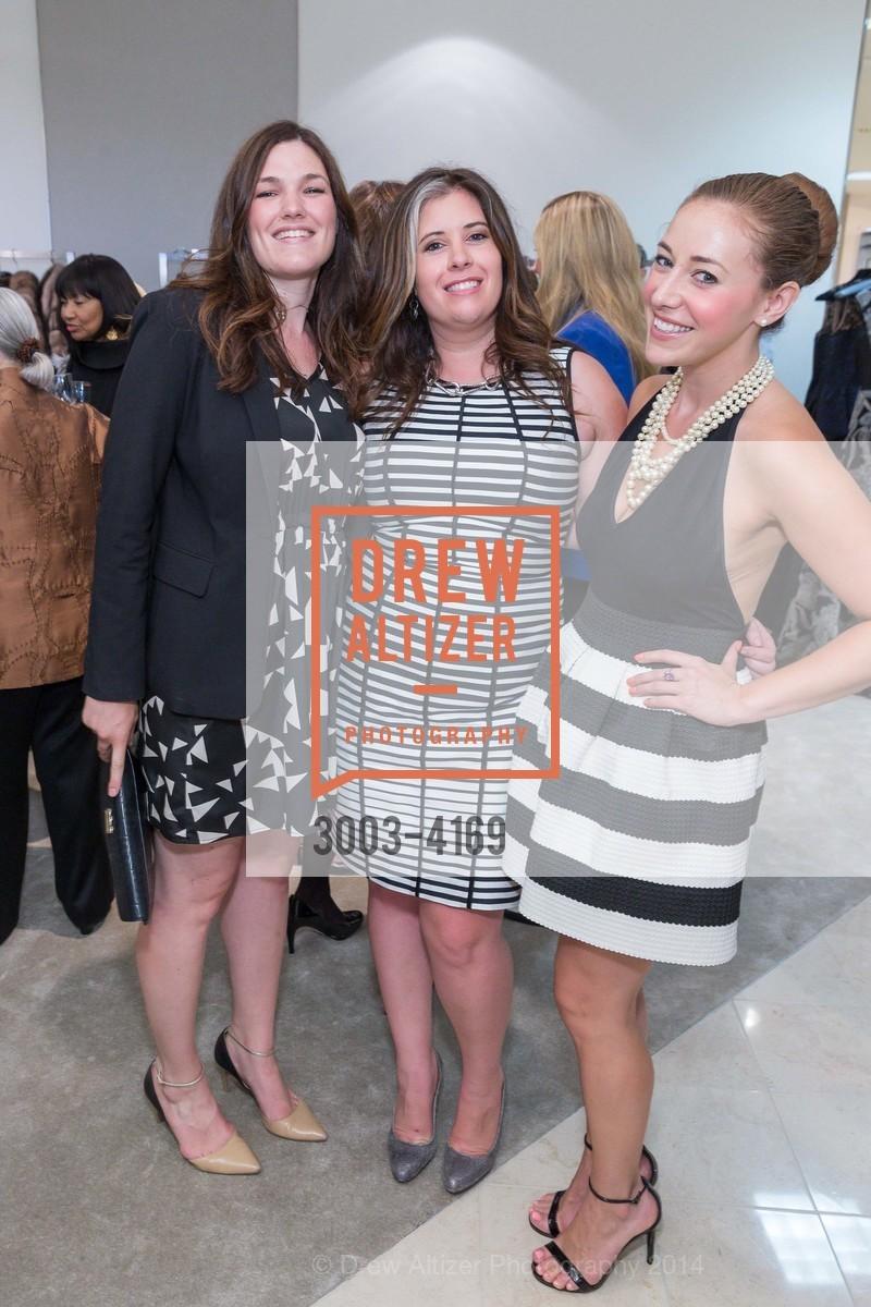 Melissa Blaustein, Ashley de Smeth, Schuyler Hudak, Photo #3003-4169
