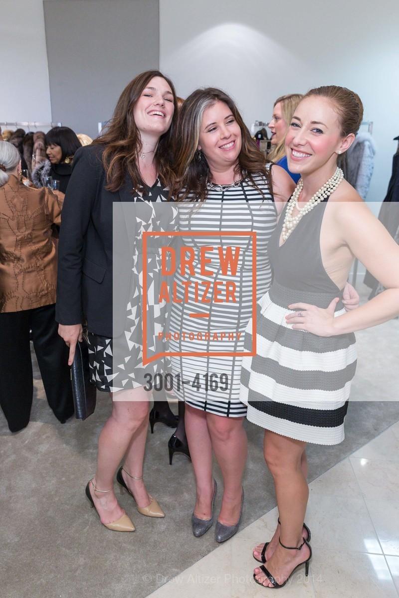 Melissa Blaustein, Ashley de Smeth, Schuyler Hudak, Photo #3001-4169