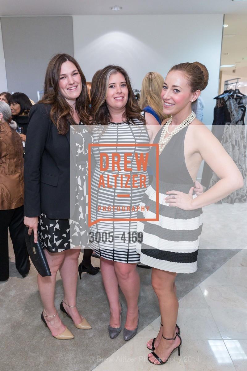 Melissa Blaustein, Ashley de Smeth, Schuyler Hudak, Photo #3005-4169