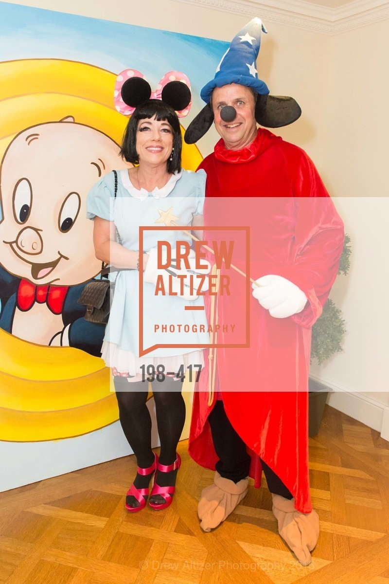 Brenda Wissbrod, Steve Maniscalco, Wolfson-Federighi Cartoon Costume Party, Private Residence. 737 Bay Road, October 24th, 2015,Drew Altizer, Drew Altizer Photography, full-service agency, private events, San Francisco photographer, photographer california