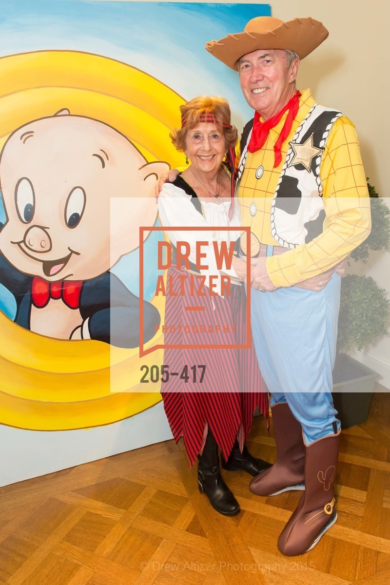 Jean Cartwright, Ian Cartwright, Wolfson-Federighi Cartoon Costume Party, Private Residence. 737 Bay Road, October 24th, 2015,Drew Altizer, Drew Altizer Photography, full-service agency, private events, San Francisco photographer, photographer california