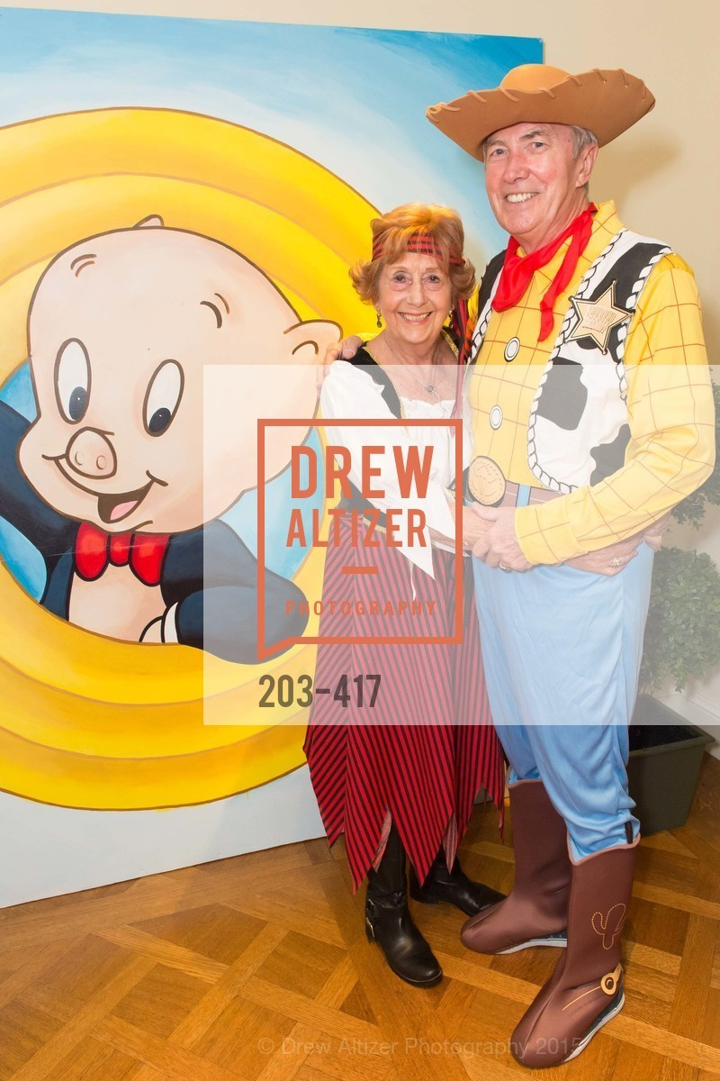 Jean Cartwright, Ian Cartwright, Wolfson-Federighi Cartoon Costume Party, Private Residence. 737 Bay Road, October 24th, 2015,Drew Altizer, Drew Altizer Photography, full-service event agency, private events, San Francisco photographer, photographer California