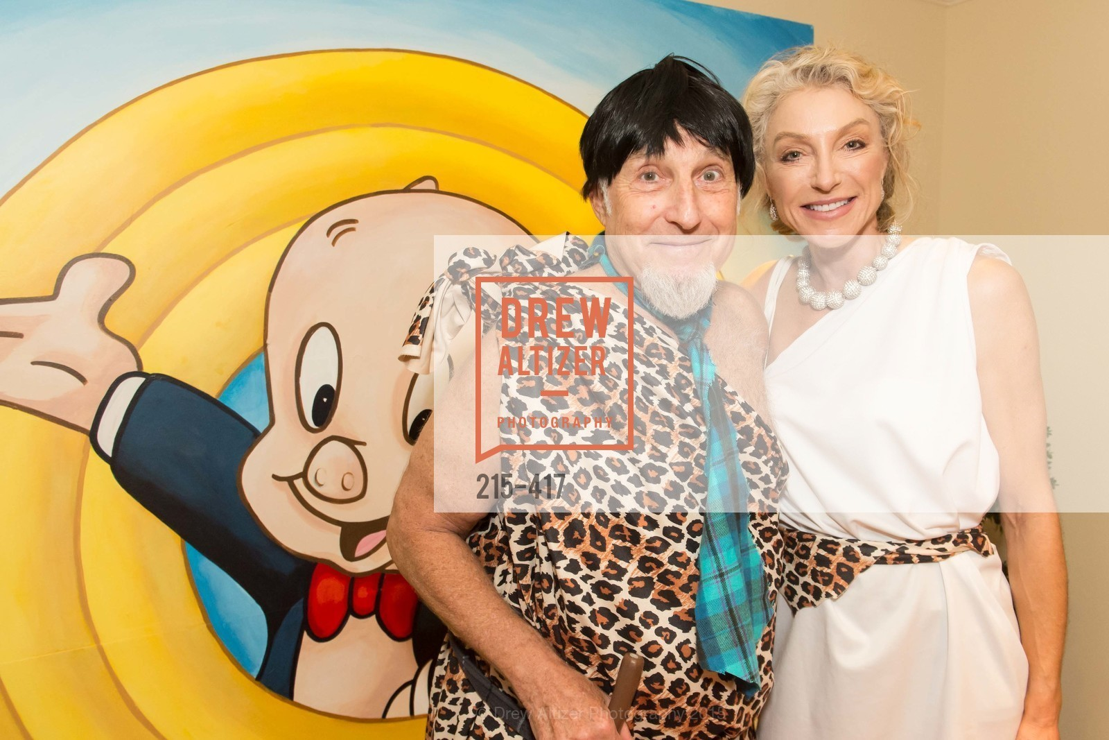 Harold Blajwas, Alisa Burgess-Blajwas, Wolfson-Federighi Cartoon Costume Party, Private Residence. 737 Bay Road, October 24th, 2015,Drew Altizer, Drew Altizer Photography, full-service agency, private events, San Francisco photographer, photographer california
