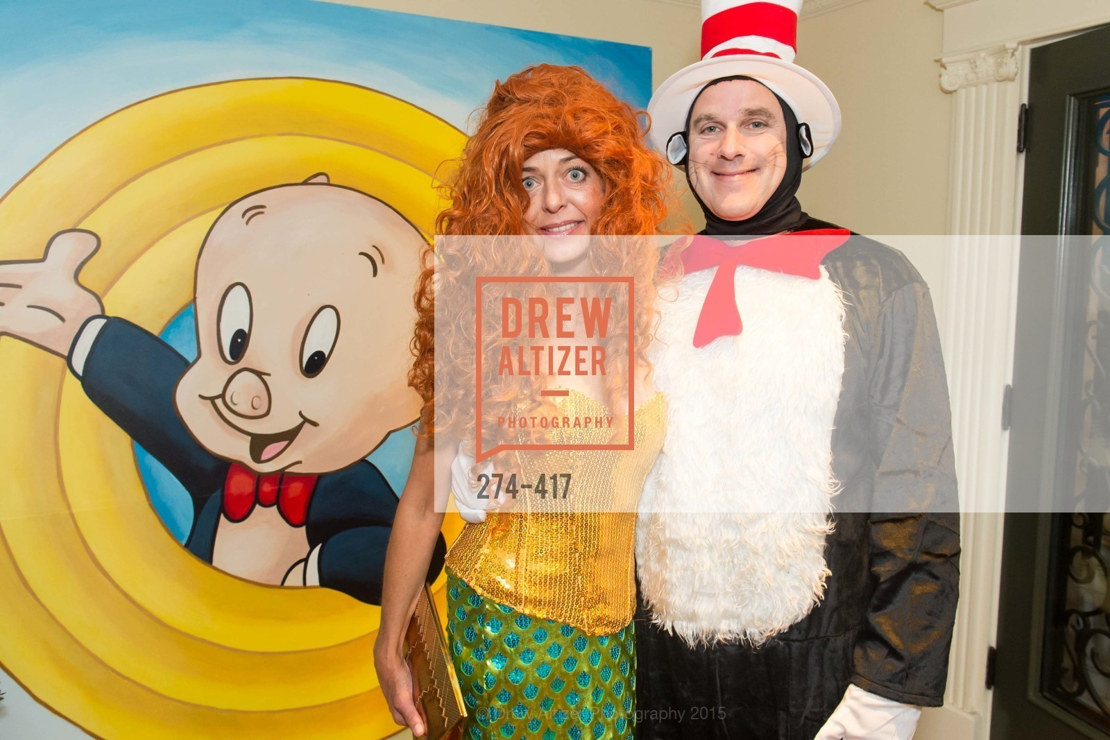 Charlot Malin, Gregory Malin, Wolfson-Federighi Cartoon Costume Party, Private Residence. 737 Bay Road, October 24th, 2015,Drew Altizer, Drew Altizer Photography, full-service agency, private events, San Francisco photographer, photographer california